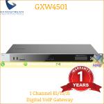 Grandstream GXW4501 E1 VoIP Gateway