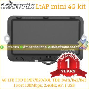 Mikrotik LtAP mini 4G Router