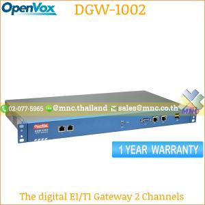 OpenVox DGW-1002 E1 Gateway