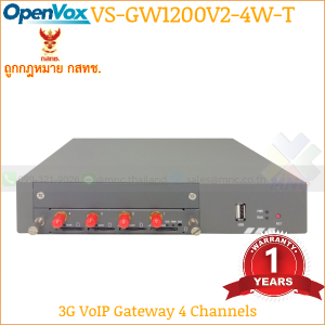 OpenVox SWG-2008-4W-T 3G VoIP Gateway