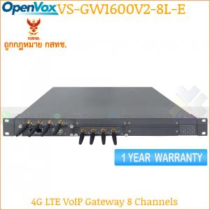 OpenVox VS-GW1600V2-8L-E 4G VoIP Gateway