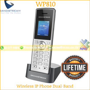 Grandstream WP810 Dual-Band Wireless IP Phone