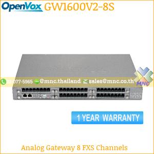 OpenVox VS-GW1600V2-8S