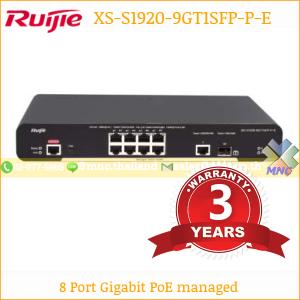 Ruijie XS-S1920-9GT1SFP-P-E