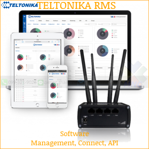 Teltonika RMS Remote Management System